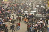 Street Market  Amritsar Punjab  India  Asia