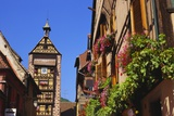 Riquewihr  Alsace  France  Europe