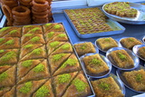 Turkish Pastries  Lefkosa (Nicosia)  North Cyprus  Cyprus  Europe