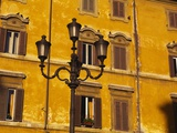 Building Exterior Showing Window Details  Rome  Italy