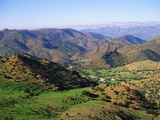 High Atlas Region  Morocco