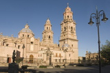 Catedral  Morelia  Michoacan  Mexico  North America
