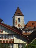 Mauritius Church  Appenzell  Switzerland