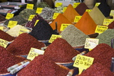 Spices for Sale  Spice Bazaar  Istanbul  Turkey  Western Asia