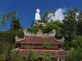 Long Son Pagoda  Nha Trang  Vietnam