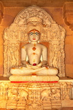 Depiction of Rishabha in Jain Temple of Adinath (Rishabha)