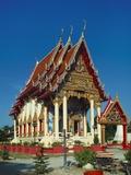 Wat Phra Nang Sang  Talang  Phuket  Thailand