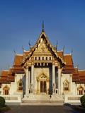 Wat Benchamabophit Dusitwanaram  Bangkok  Thailand