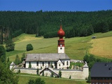 Church and Cemetery  Urach  Black Forest  Baden Wurttemberg  Bavaria  Germany