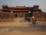 Ngo Mon Entrance  Thai Hoa Palace  Hue  Vietnam