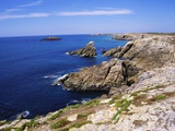 Cote Sauvage  Quiberon  Normandy  France