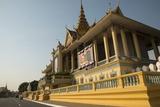 Royal Palace  Phnom Penh  Cambodia  Indochina  Southeast Asia  Asia