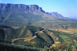 Uitkyk Pass  Ceres Valley  Western Cape  South Africa