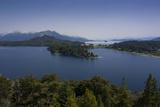 Hotel Llao Llao in the Nahuel Huapi Lake Near Bariloche  Argentina  South America