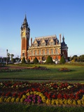 City Hall  Calais  Pas De Calais  Picardy  France
