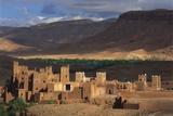 Fort of Ait Benhaddou  Ouarzazate  Morocco