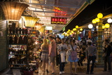 Night Market  Siem Reap City  Cambodia  Indochina  Southeast Asia  Asia