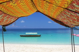 Beach  Pange Island  Zanzibar  Tanzania  East Africa  Africa