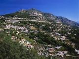 La Turbie  Provence  France