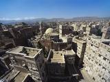 Sanaa  Yemen  Middle East