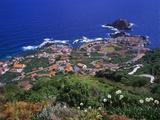 Porto Moniz  Madeira  Portugal