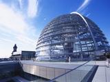Reichstag Buidling  Berlin  Germany