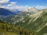 Mercantour National Park  Alpes-Haute-Provence  France
