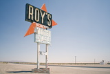Roy's Motel  Route 66  Amboy  California  United States of America  North America