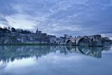 Saint-Benezet Bridge Dating from the 12th Century