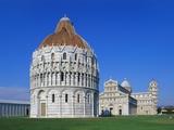 Battistero Di Pisa  Pisa  Tuscany  Italy
