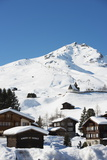 Arosa Mountain Resort  Graubunden  Swiss Alps  Switzerland  Europe