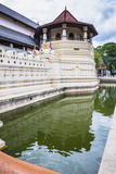 Temple of the Sacred Tooth Relic (Temple of the Tooth) (Sri Dalada Maligawa) in Kandy