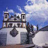 Basilica Do Bom Jesus De Matosinhos  Congonhas  Minas Gerais  Brazil