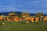 Erdene Zuu Monastery  Karakorum  Uvurkhangai  Mongolia