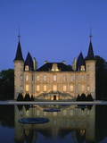 Chateau Pichon Longueville  Bordeaux  France