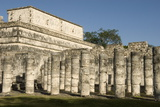 Chichen Itza  UNESCO World Heritage Site  Yucatan  Mexico  North America