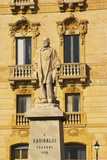 Garibaldi Statue (1890)  Trapani  Sicily