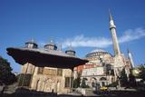 Fountain Ahmet Iii  Sultanahmet  Istanbul  Turkey