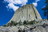 Devils Tower National Monument  Wyoming  United States of America  North America