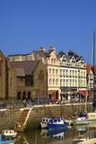 Douglas Marina and Waterfront  Douglas  Isle of Man  Europe