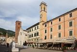Duomo Square  Pietrasanta  Tuscany  Italy  Europe