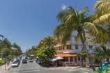Ocean Drive  Miami Beach  Florida  United States of America  North America