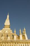 Pha Tat Luang  Vientiane  Laos