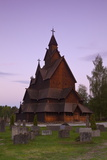 The Impressive Exterior of Heddal Stave Church