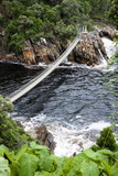 Storm's River Hiking Trail to Suspension Bridges over River Mouth