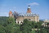 Ksiaz Castle  Silesia  Poland