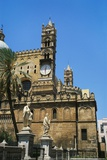 Norman Cathedral  Palermo  Sicily  Italy