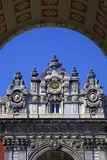 The Main Gate  Dolmabahce Palace  Istanbul  Turkey