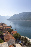 View from St Nicholas Church of Perast