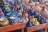 A Street Seller's Wares